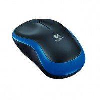 Logitech B185 Wireless Mouse Ottico Blue, USB, Plug and Play
