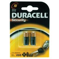 Pila DURACELL Security MN9100 - Confezione 2 pezzi