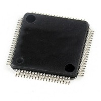 MSP430F6723IPN Texas Instruments Single-phase Metering SoC with 2 Sigma-Delta ADCs, LCD, Real-Time Clock, 64KB Flash, 4KB RAM