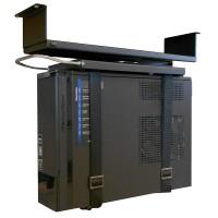 Supporto da scrivania per PC NewStar CPU-D050BLACK