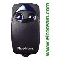 Radiocomando originale NICE Flor-s 2 canali cod. FLO2R-S