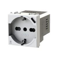 4box Presa P40 universale USB 3A tipo C