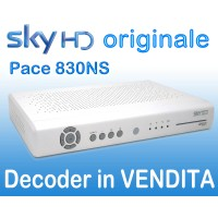 Decoder satellitare TivùSat ID Digital SD1