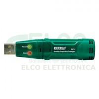 Datalogger USB Extech RHT10
