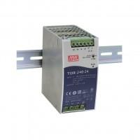 Alimentatore trifase Mean Well TDR-240-24 Barra DIN 24V, 10A