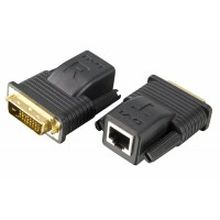 Aten VE066 Mini estensore video DVI Over Cat5e/6 (20m)