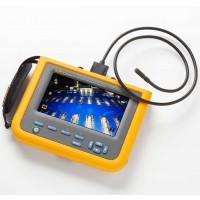 Fluke DS703 FC Videoscopio Diagnostico WiFiad Alta Risoluzione con Sonda Doppia Telecamera da 8,5mm 1,2 metri