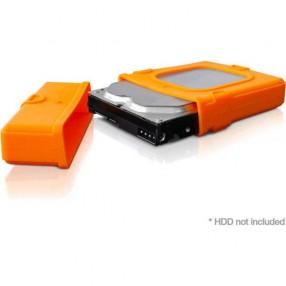 """FANTEC Protezione Siliconica per HDD da 3,5"""""""