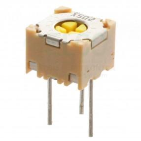 Murata PVC6D504C01M00 Trimmer Cermet 500K Ohm (Immagine Indicativa)