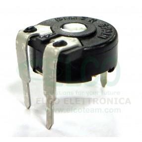 PT10LV10-221A2020 - Piher Trimmer PT10 Regolazione Verticale 220 Ohm