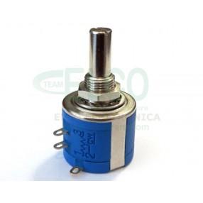 WXD3540 Potenziometro 100 Ohm Multigiro