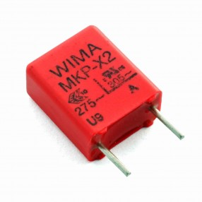 WIMA MKX21W24702F00KSSD Condensatore Polipropilene X2 47nF 275VAC