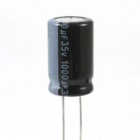 Lelon RGA102M1VSA-1320G Condensatore Elettrolitico 1000uF 35 Volt 105°C 12,5x20 Nastrato