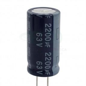 Teapo SK228M063S1A1N36K Condensatore elettrolitico 2200µF 63V 85°C