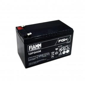 Fiamm 12FGH36 Batteria ermetica al piombo 12V 9Ah scarica rapida