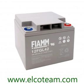 Fiamm 12FGL27 Batteria ermetica al piombo 12V 27Ah Long Life