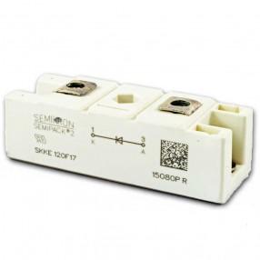 Semikron SKKE120F17 Modulo Diodo Veloce 116A 1700V