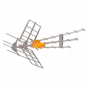 Antenna combinata VHF + UHF Televes T-Force 149442