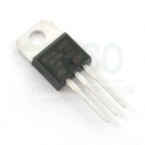 STMicroelectronics BTA16-700B Triac 16A 700V (immagine indicativa)