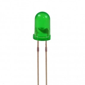 MIC MLL-50631-LF Diodo LED 5mm Verde