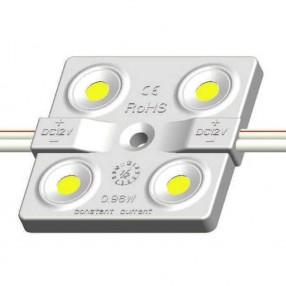 HT-Link M50A-4W12 Modulo a 4 LED Luce Fredda 12 VDC
