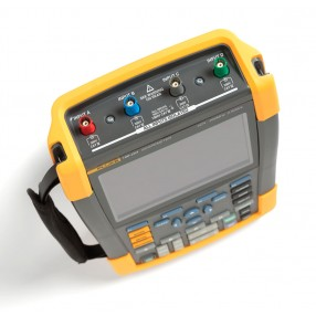 FLUKE Scopemeter 190-204 Oscilloscopio 4 Canali 200 MHz