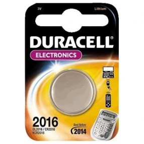 Pila a bottone DURACELL 2016