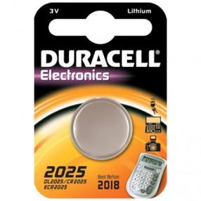 Pila a bottone DURACELL 2025