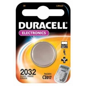 Pila a bottone DURACELL 2032