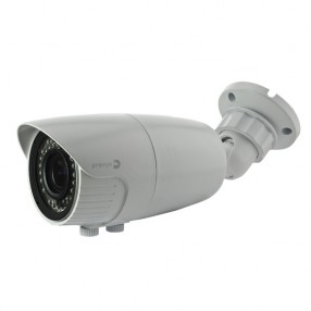 Telecamera Bullet IP 2 Megapixel FullHD con varifocal e IR fino a 40 metri