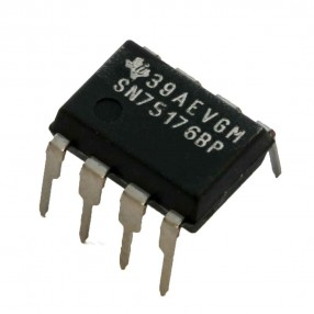 Texas Instruments SN75176BP Tranceiver RS422/485