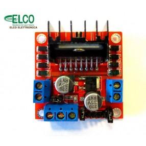 Arduino Scheda L298 per motori stepper passo passo