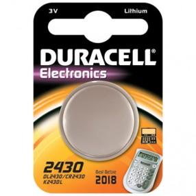 Pila a bottone DURACELL 2430