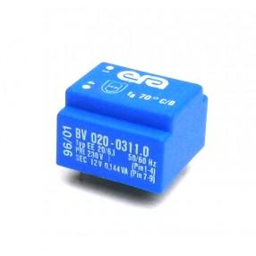 Trasformatore Incapsulato Era EE20 0,144VA - 230V - 12V
