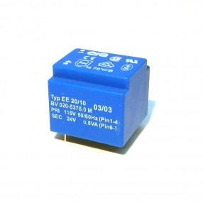 Trasformatore Incapsulato ERA 115V - 6V - 24VA EE20