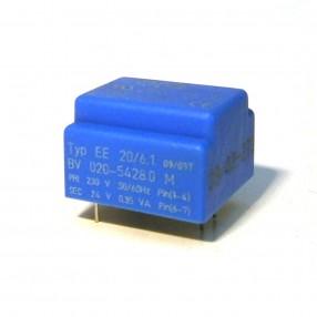 Trasformatore Incapsulato Era EE20 0,35VA - 230V - 24V