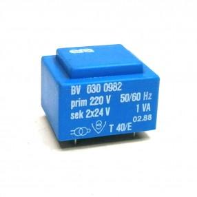 Trasformatore Incapsulato Era BV030-0982 1VA 220V - 2x24V