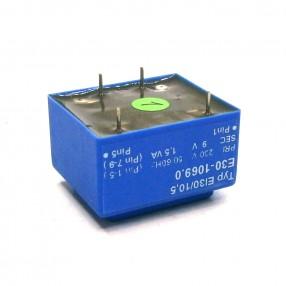 Trasformatore Incapsulato Era EI30/10,5 1,5VA 230V - 9V