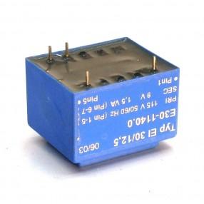 Trasformatore Incapsulato Era EI30/12,5 1,5VA - 115V - 9V