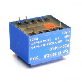 Trasformatore Incapsulato Era EI30/12,5 1,5VA - 230V - 9V