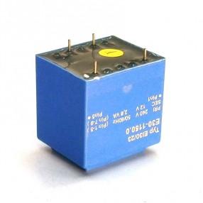 Trasformatore Incapsulato Era EI30/23 2,8VA - 240V - 12V