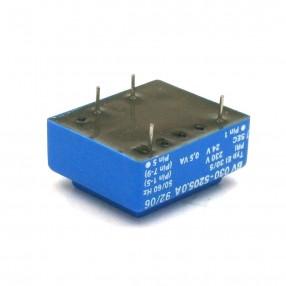 Trasformatore Incapsulato Era EI30/5 0,5VA - 230V - 24V