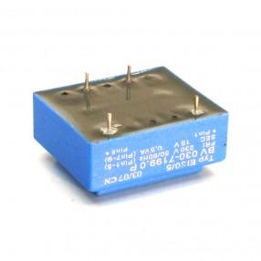 Trasformatore Incapsulato Era EI30/5 0,5VA - 230V - 15V