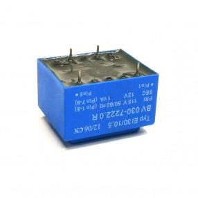 Trasformatore Incapsulato Era EI30/10.5 1VA 115V - 12V