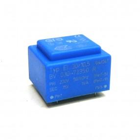 Trasformatore Incapsulato Era EI30/10.5 1VA 230V - 15V