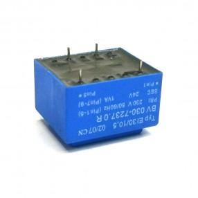 Trasformatore Incapsulato Era EI30/10.5 1VA 230V - 24V
