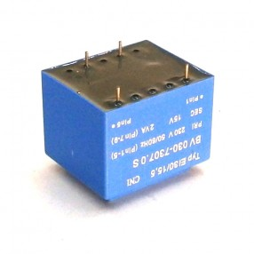 Trasformatore Incapsulato Era EI30/15,5 2VA - 230V - 15V