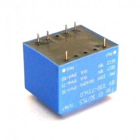 Trasformatore Incapsulato Era EI30/15,5 2VA - 230V - 2x18V
