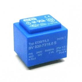 Trasformatore Incapsulato Era EI30/15,5 2VA - 240V - 12V