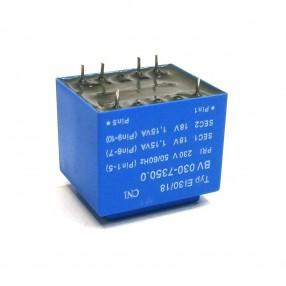 Trasformatore Incapsulato Era EI30/18 2,3VA 230V - 2x18V